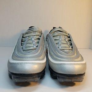 New Nike Air vapormax 97 Silver Bullet NWT